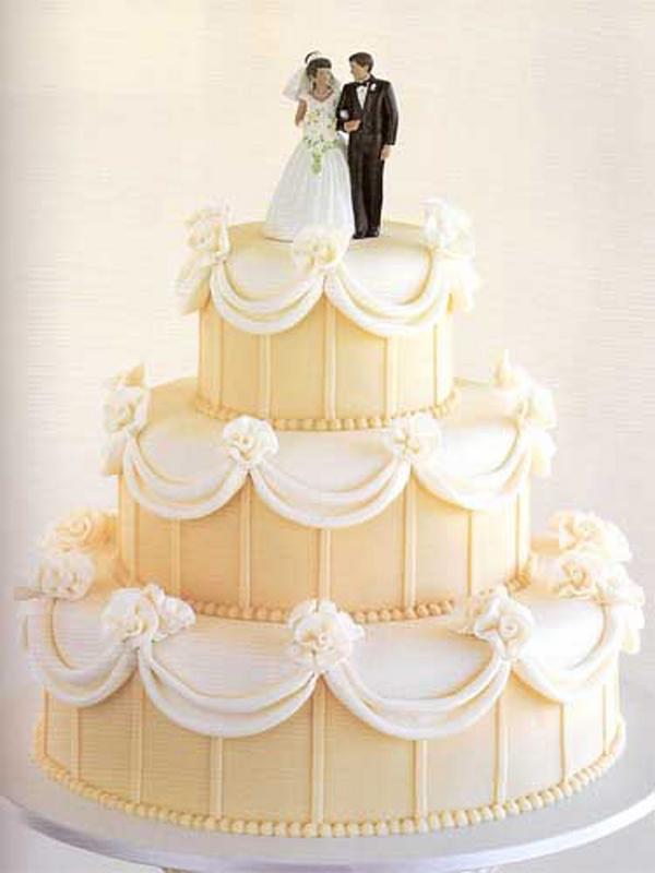 как украсить торт в домашних условиях картинки