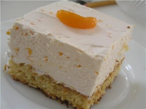 рецепт для крема для торта в домашних условиях с фото пошагово простые