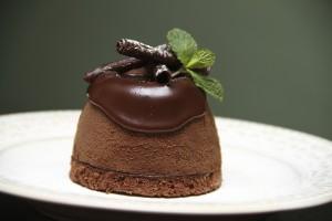 Шоколадный ганаш под мастику