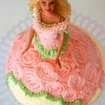 Торт Барби своими руками