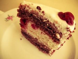 Заварной крем для бисквитного торта