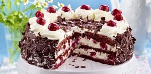 Немецкий торт «Черный лес»