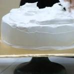 Масляный крем для торта под мастику