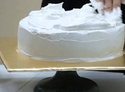 как приготовить крем под мастику