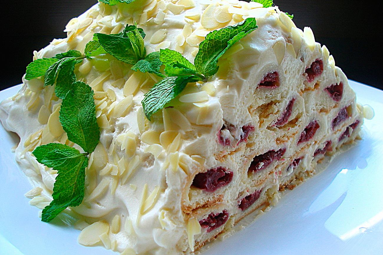 Пошаговые рецепты вкусного торта с фото