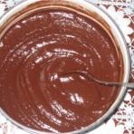 Сметанный крем с какао