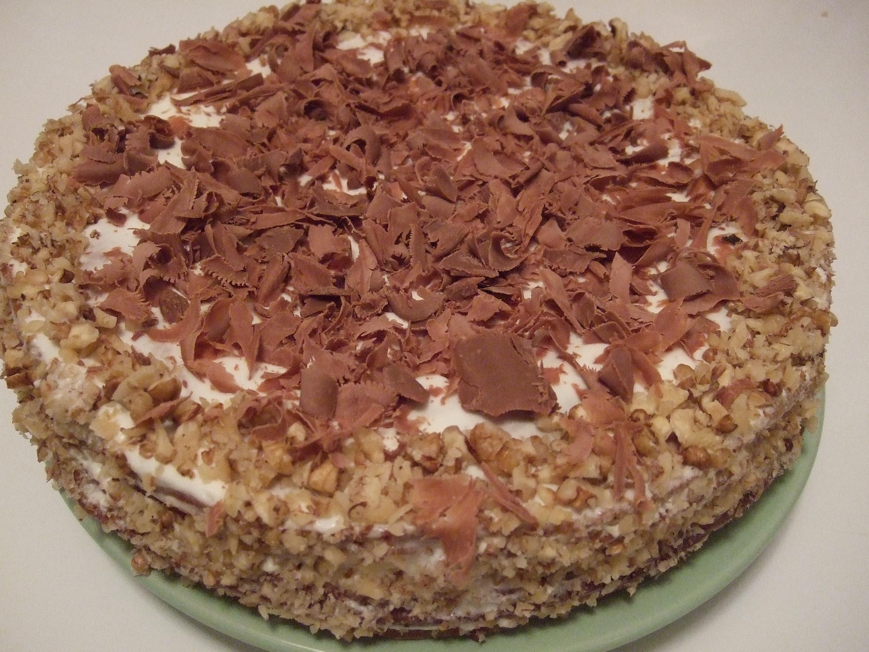 Тортик рецепты простые в домашних условиях