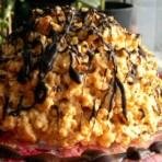 Торт Муравейник с орехами