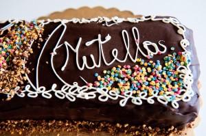 """Шоколадный крем """"Нутелла» для тортов"""