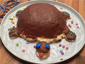 Торт Черепаха из печенья-шаг 1