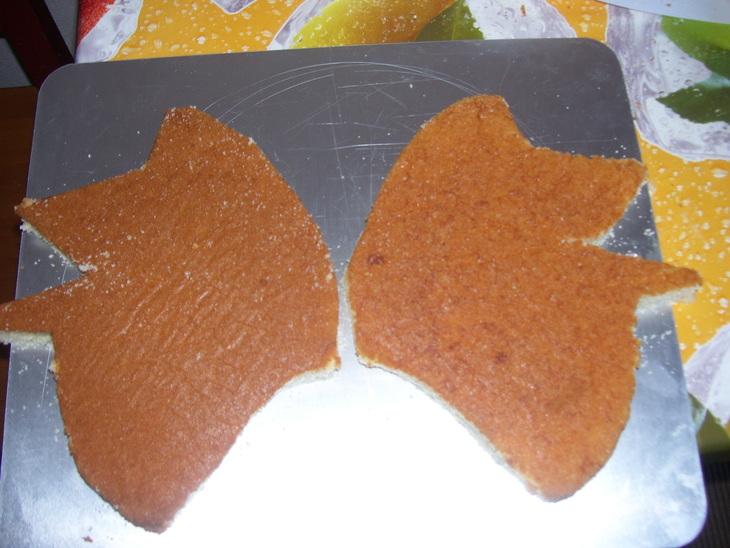 Торт бабочка рецепт с фото