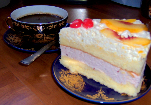 Крем для бисквитного торта из маскарпоне рецепт