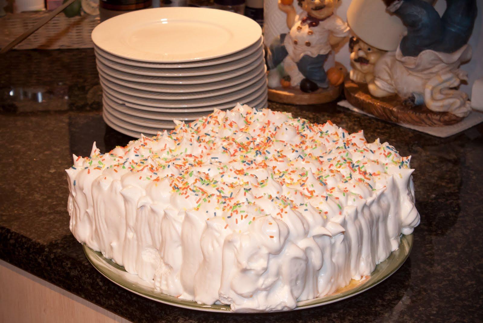 Фото украшений тортов из зефира