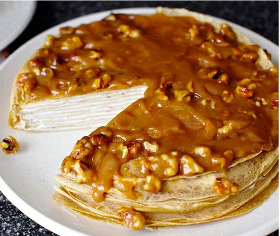 Медовый торт в домашних условиях рецепты 323