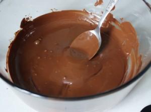 Шоколадный крем для бисквитного торта