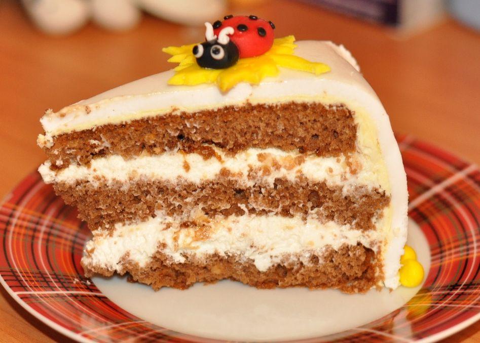 Сливочный крем для бисквитного торта рецепт