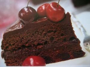 Заварной шоколадный крем-шаг 1