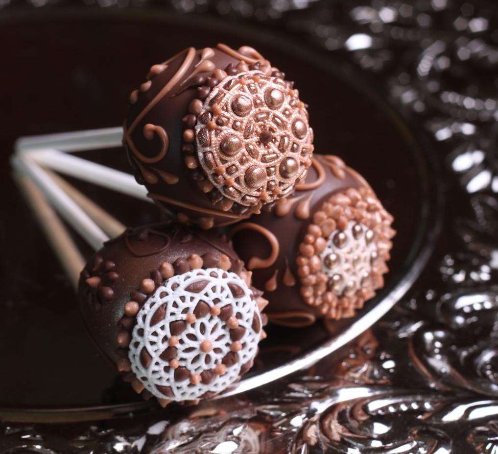 Шоколадная мастика мастер класс как сделать #2