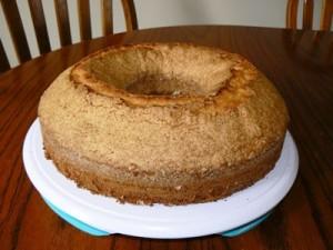 Новогодний торт Венок-шаг 7