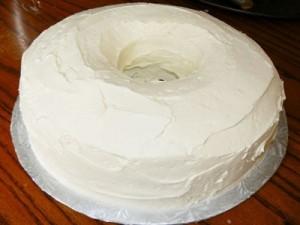 Новогодний торт Венок-шаг 13