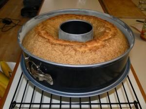 Новогодний торт Венок-шаг 4