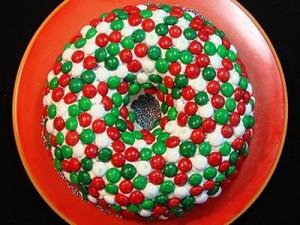 Новогодний торт Венок-шаг 14