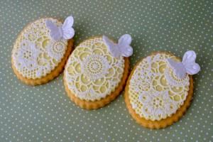 Как украсить мастикой и королевской глазурью (шутарвейл) десерты – мастер-класс-шаг 1