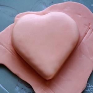 Шугарвейл (гибкая глазурь) – украшаем печенье. Мастер-класс-шаг 3