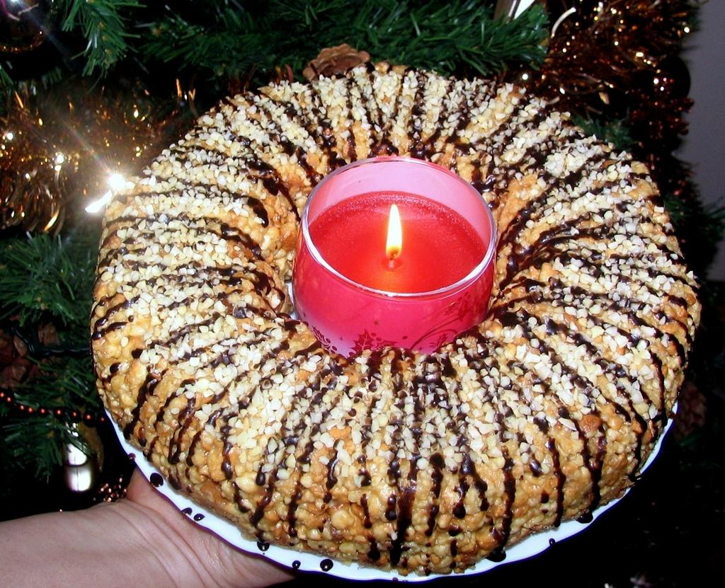 Желтые ягоды на тортах фото 10