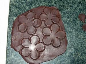 Шоколадные украшения – шишки (второй мастер-класс)-шаг 4