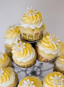 Лимонные капкейки – ароматные мини-тортикиЛимонные капкейки – ароматные мини-тортики-шаг 1