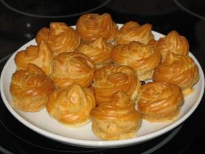 Заварные пирожные – готовятся проще простого!-шаг 1