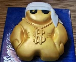 3D торт – торт для мальчиков и мужчин. Мастер-класс