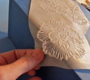 Айсинг (королевская глазурь) – как рисовать цветы. Мастер-класс-шаг 6