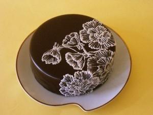 Айсинг (королевская глазурь) – как рисовать цветы. Мастер-класс