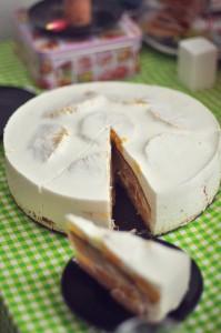Сметанный торт с апельсинами Цитрусовый рай-шаг 1