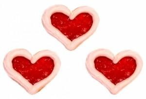 Пирожные Сердечки с безе – подарите близким радость!-шаг 1