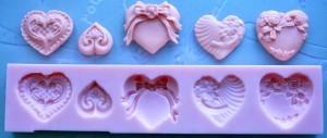 Украшения мастикой пирожных – мастер-класс - как просто и быстро можно эффектно и изысканно украсить мастикой торты и пирожные, подробное описание с фото-шаг 4