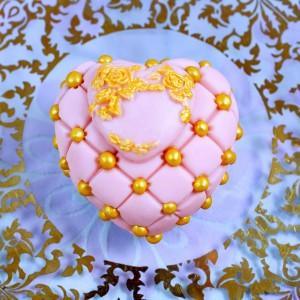 Украшения мастикой пирожных – мастер-класс - как просто и быстро можно эффектно и изысканно украсить мастикой торты и пирожные, подробное описание с фото-шаг 9