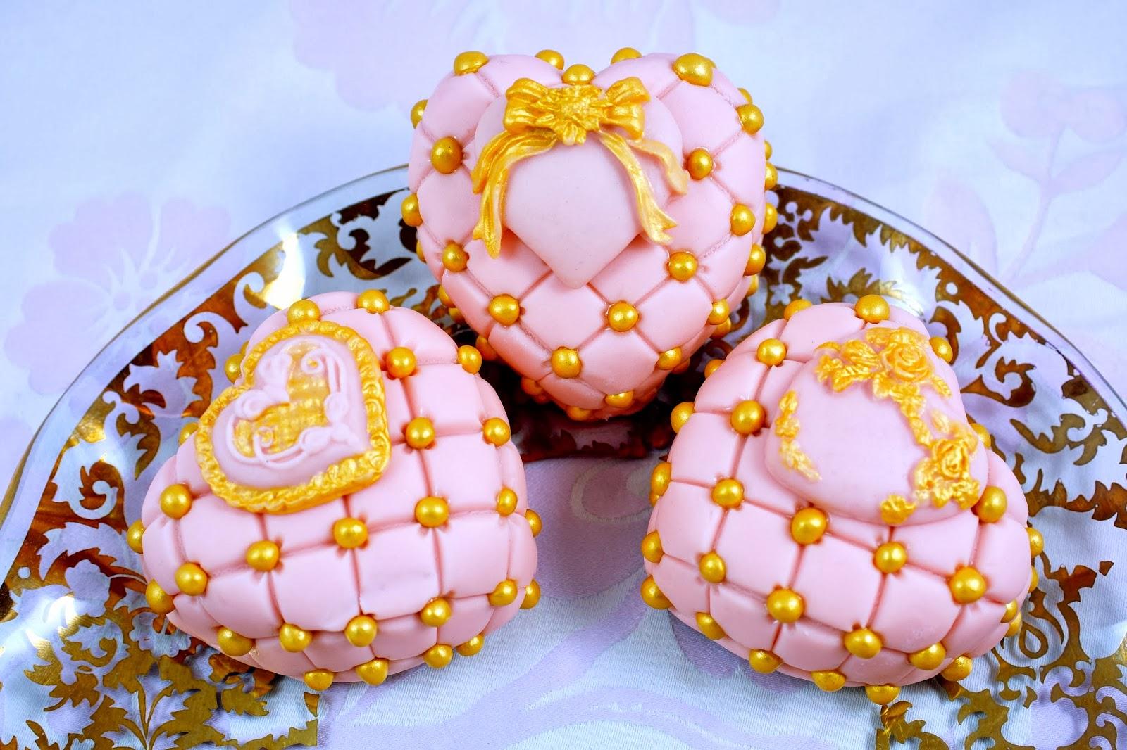 пирожные рецепты с фото украшенные айсингом