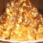 Торт Муравейник с маскарпоне – десерт, тающий во рту!