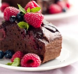 Шоколадный торт для ленивых. Торт без выпекания