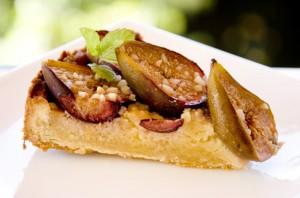 Торт с инжиром и миндальным кремом – рецепт французской кухни-шаг 1