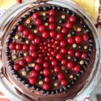 Торт Смородиновое наслаждение