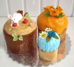 Белковая глазурь с кофе для тортов и куличей – 2 варианта приготовления
