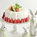 Пасхальный торт Кулич – оригинальный праздничный десерт без выпекания