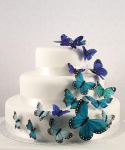 Бабочки из айсинга – видео-рецепт. Украшения из айсинга