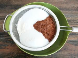 Пасхальный торт Заяц – второй вариант-шаг 1