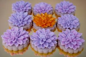 Украшения из мастики Весеннее настроение или как я украшала печенье