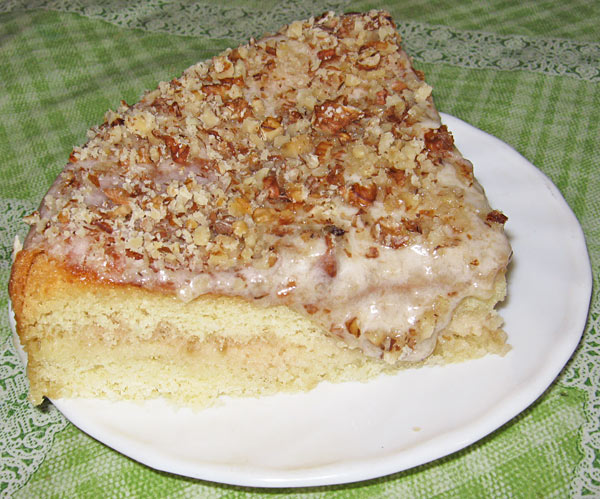 Бисквитный торт рецепт с фото в мультиварке
